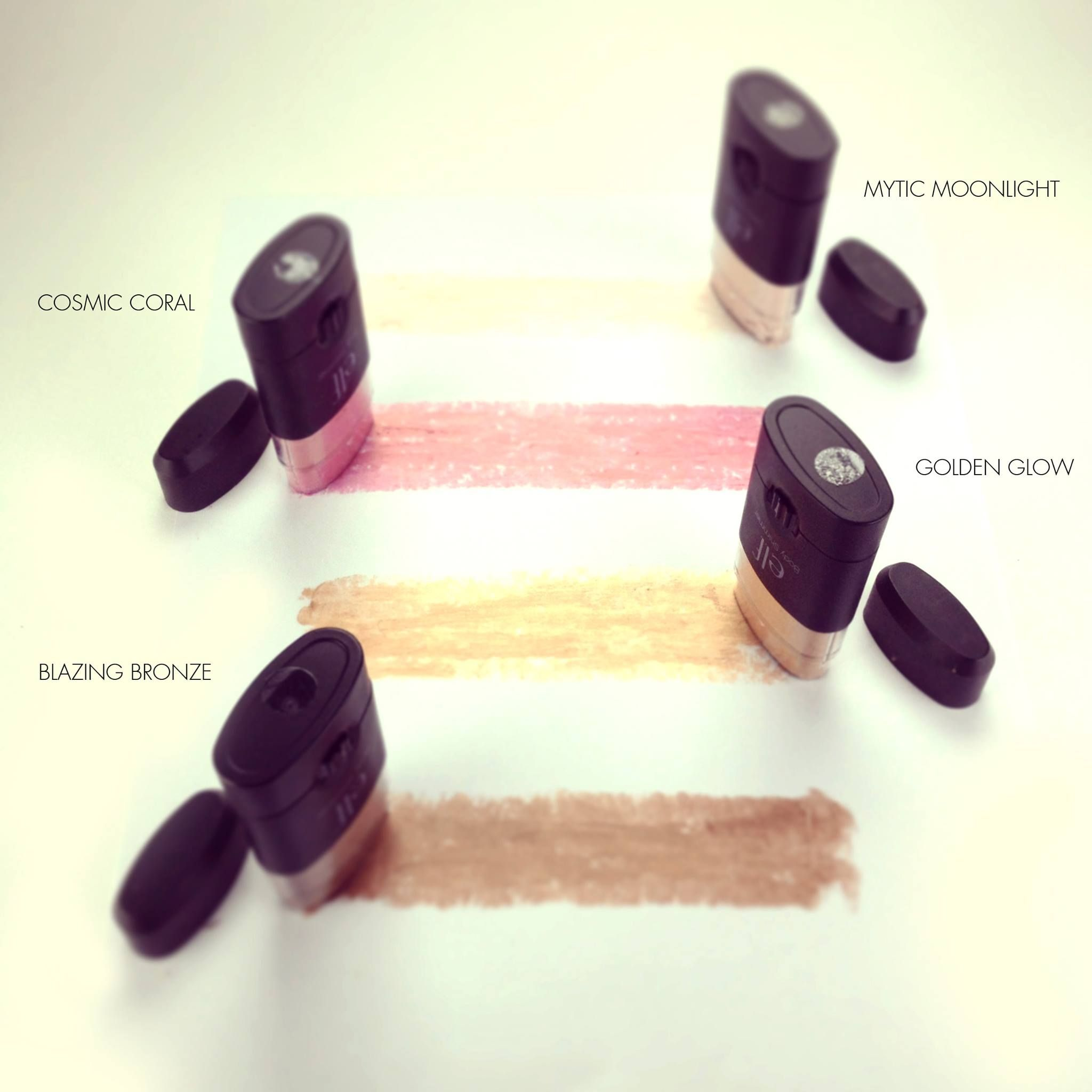 elf Studio Body Shimmer swatches Makeup gift sets, Best