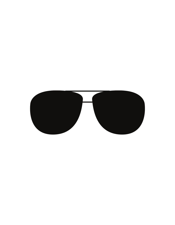 Aviator Sunglasses Digital File Svg Png Jpg Cricut Etsy Silhouette Glasses Sunglasses Aviator Sunglasses