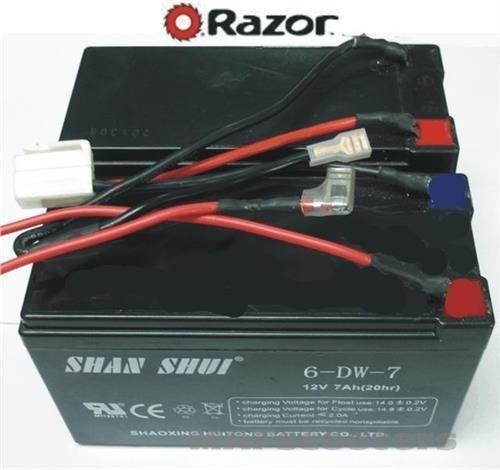Razor Battery Pack Electric Scooter Mx350 Pocket Mod Pocket Rocket Dirt Bike