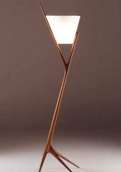 17 Delightful Wooden Floor Lamp Designs That Will Catch Your Eye Wooden Floor Lamps Lamp Design Floor Lamp Design