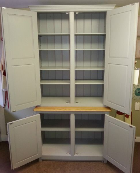 Larder And Pantry Cupboards