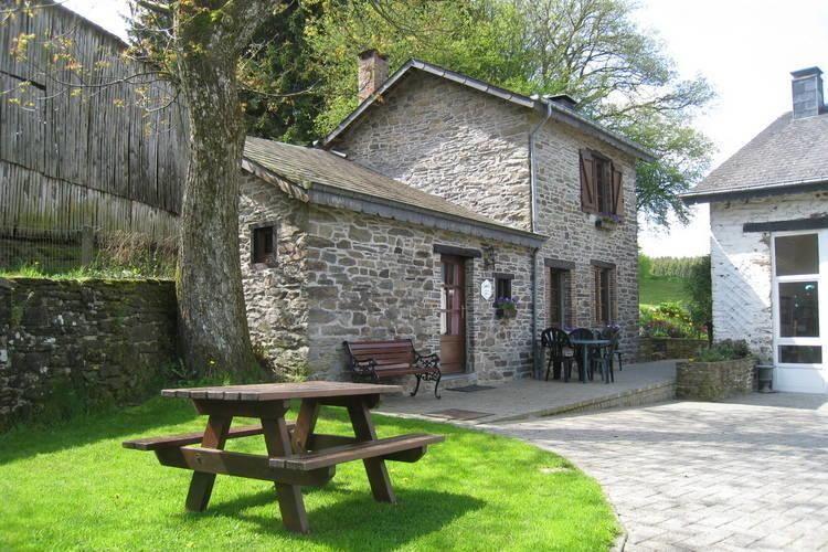 Holiday Cottage La Bergerie In Baillamont Bievre Namur Ardennes South Belgium