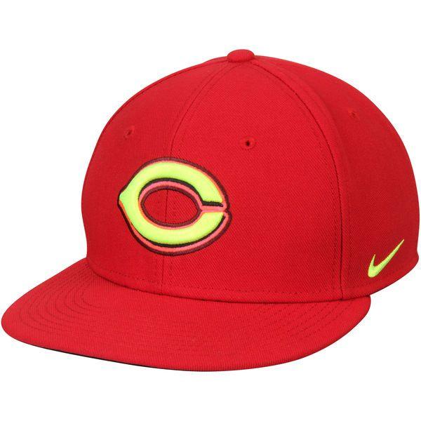 Men's Cincinnati Reds Nike Red Hyperized Color True Performance Adjustable  Hat, $31.99