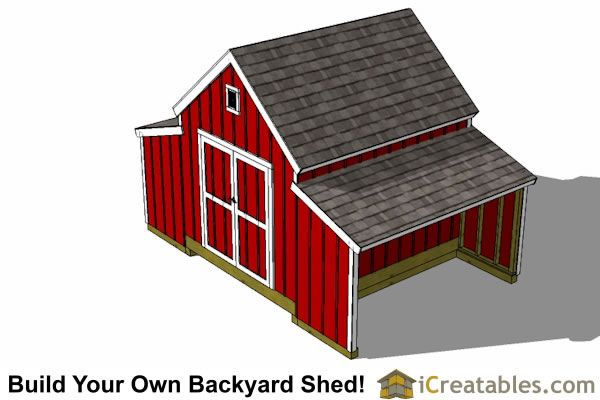 Large Shed Plans How To Build A Shed Outdoor Storage Designs Shed Design Shed Plans Small Shed Plans