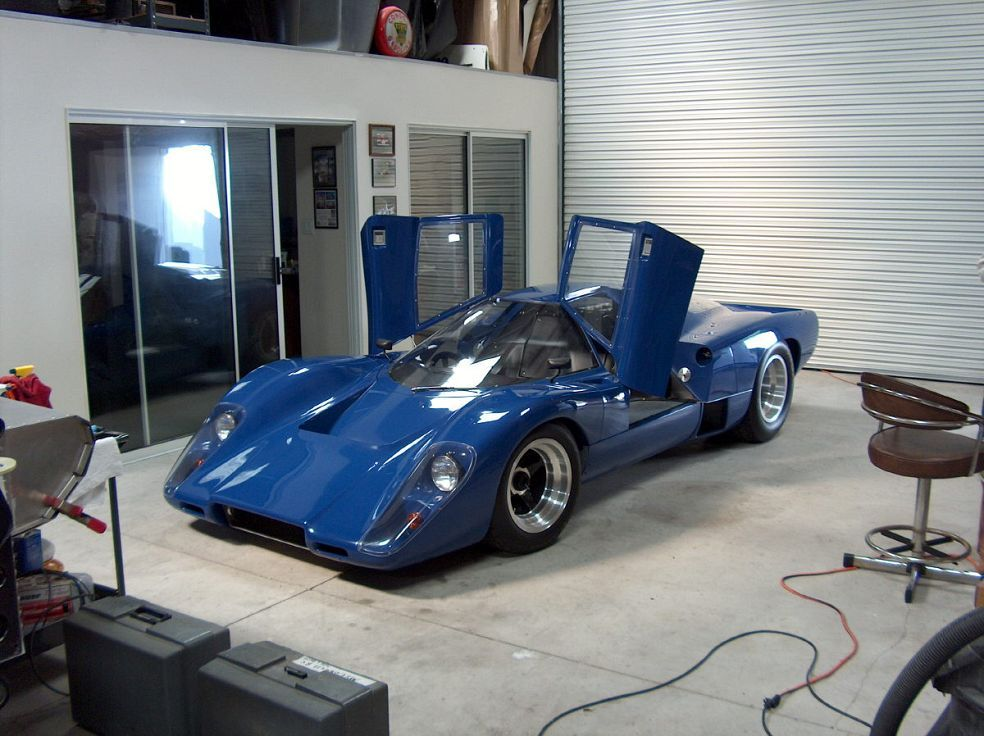 images of manta mirage and montage | The other car they made was ...