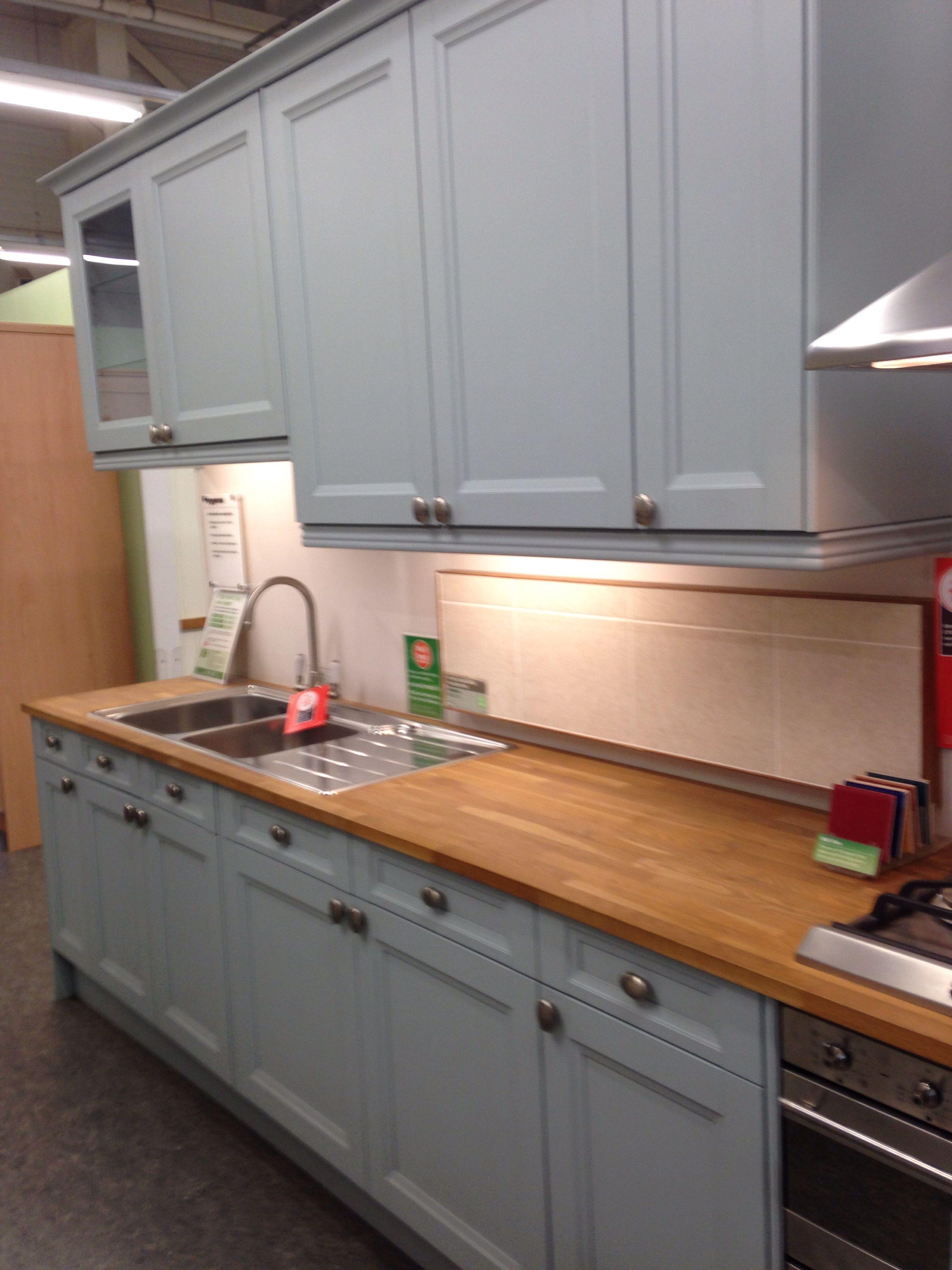 Hygena Kitchen From Homebase Kitchen Accessories Decor White Kitchen Island Kitchen