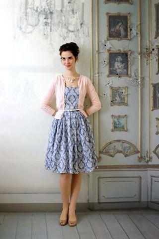 Glorious Glamour Dress | Mod Retro Vintage Dresses | ModCloth.com