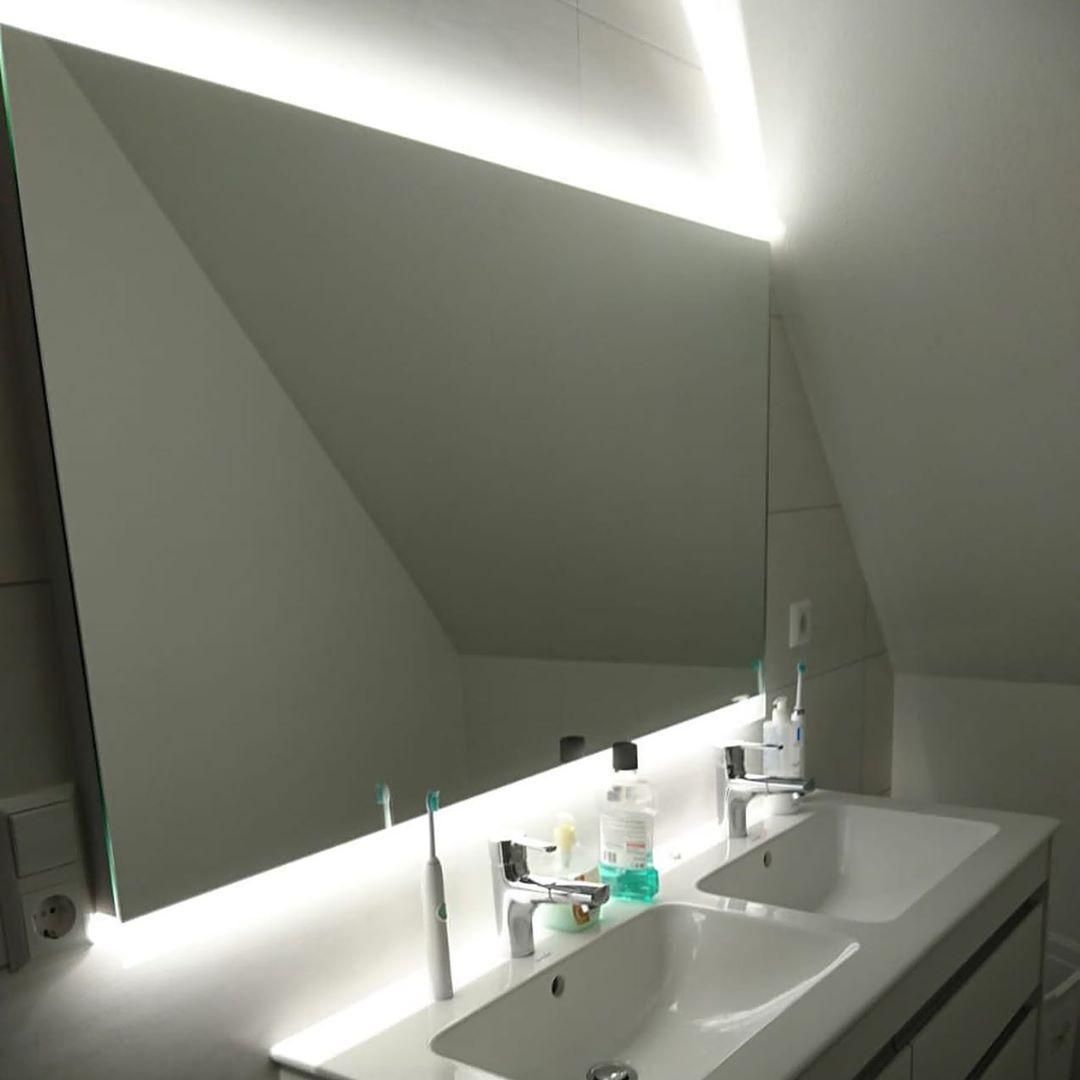 Noemi 2019 Design Badezimmerspiegel Mit Led Beleuchtung Zum Produkt Artikelnummer 2204001 Webseite Www Spiegelid De Direktlink Www Spie Banyo Aynalari