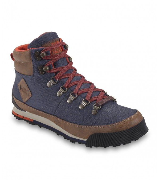 The North Face Men's Back-to-Berkeley Boot Canvas – Freizeitschuhe