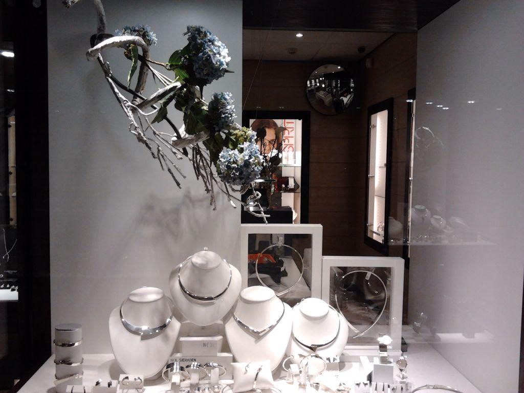 Voorjaar Zomer Etalage Decoratie Juwelier Decoratie Voor Het Huis Decoraties