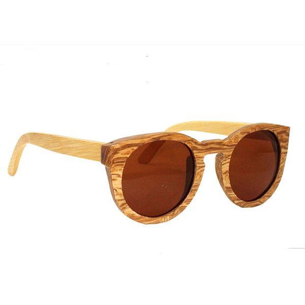 Bamboo Style Women Sunglasses V
