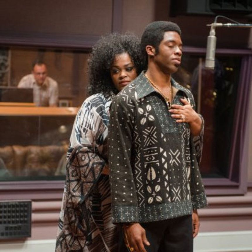Jill Scott On Playing James Brown S Abused Wife She Loved Him