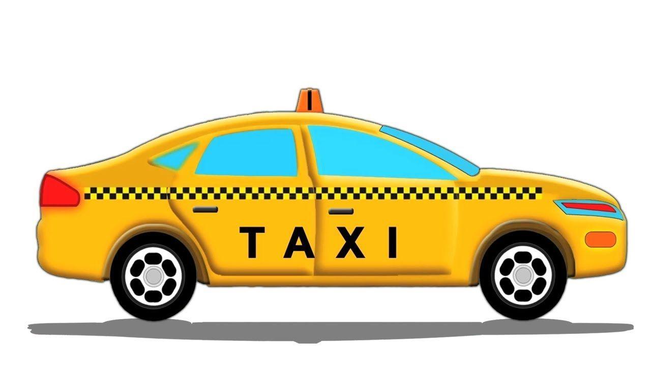 Taksi Untuk Anak Anak Garasi Mobil