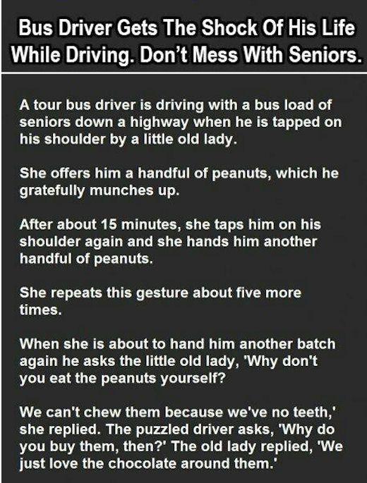 Lots of Jokes - Bus Jokes