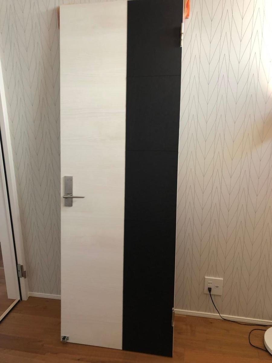 防音ドアを簡単自作diy 扉の隙間を埋め 遮音シート 吸音材を貼り