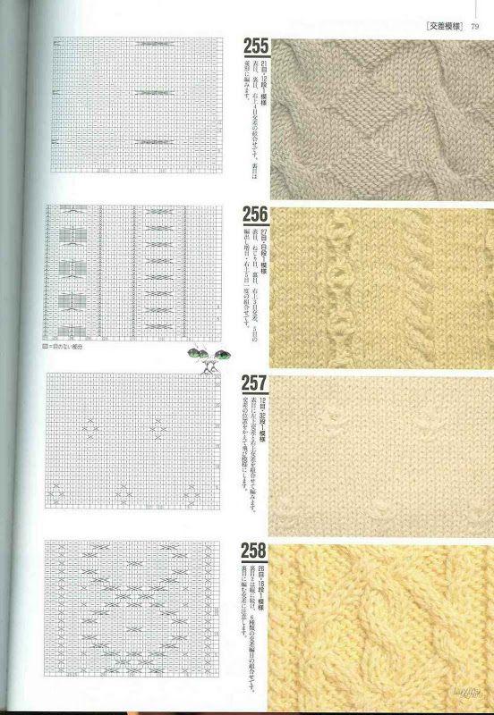 e4fda681c4818f knitting patterns 500 korean version