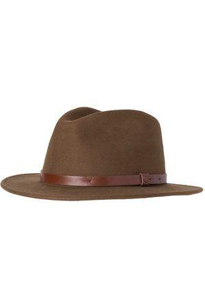bf6ab6d55d0d3 Hombre Sombreros y Gorros - Brixton MESSER Sombrero light olive ...