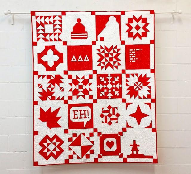 Sew Sisters Quilt Shop | Canada 150 quilt | Pinterest | Sampler ... : sew sisters quilt shop - Adamdwight.com