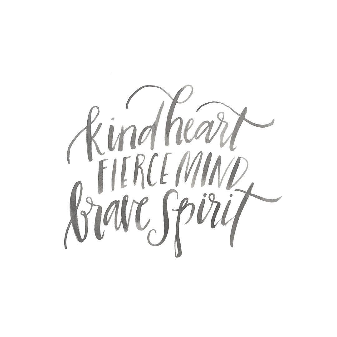 """Kindness And Love And Grace Looks Beautiful On You. And"