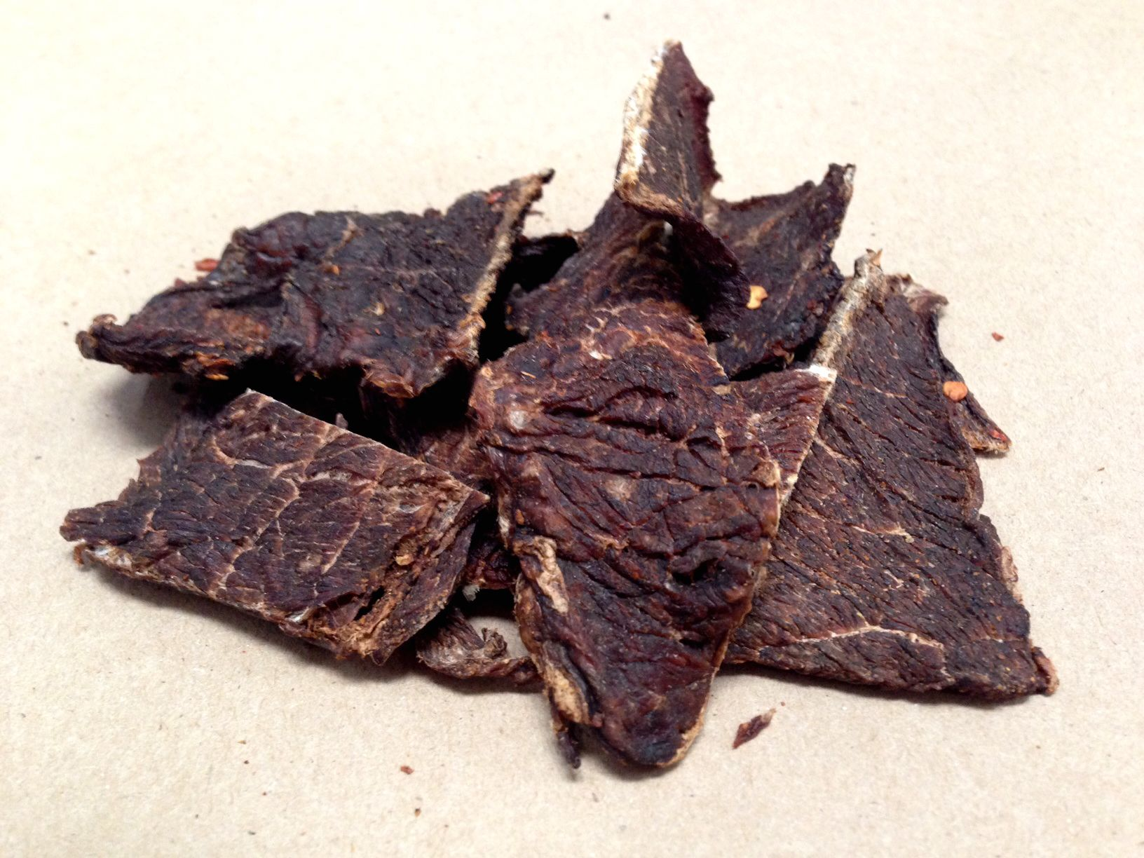 One of the most important decisions when making beef jerky is the cut of meat you are going to use. The right cut of meat makes all the difference when making great tasting beef jerky, and here I'll show you which ones are the best! You can't start making jerky until you know what cut of beef you are going to use to make your jerky. The simple answer is, a cut that has the least amount of fat.