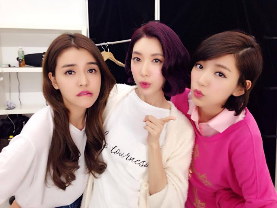 Dream Girls - Puff Kuo, Emily Song, Tia Li | Dream Girls
