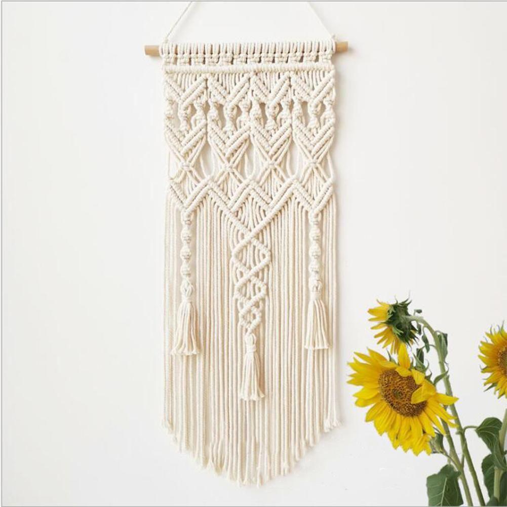 Handmade Aztec Macrame - A