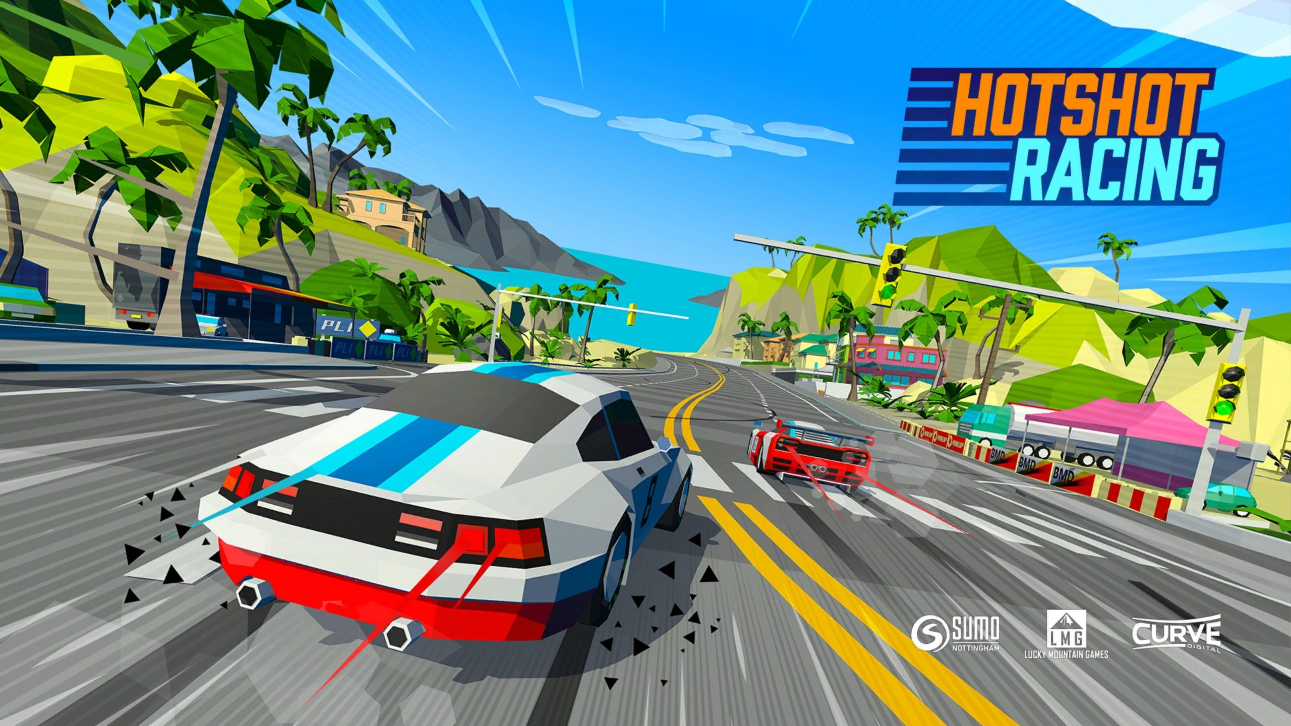 Hotshot Racing PS4 Review Drifting All The Way To The