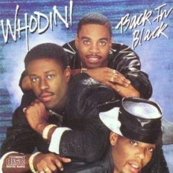 Whodini: Formed in 1981, the New York-based trio consisted of vocalist and main lyricist Jalil Hutchins; co-vocalist John Fletcher, aka Ecstasy; and turntable artist DJ Drew Carter, aka Grandmaster Dee.