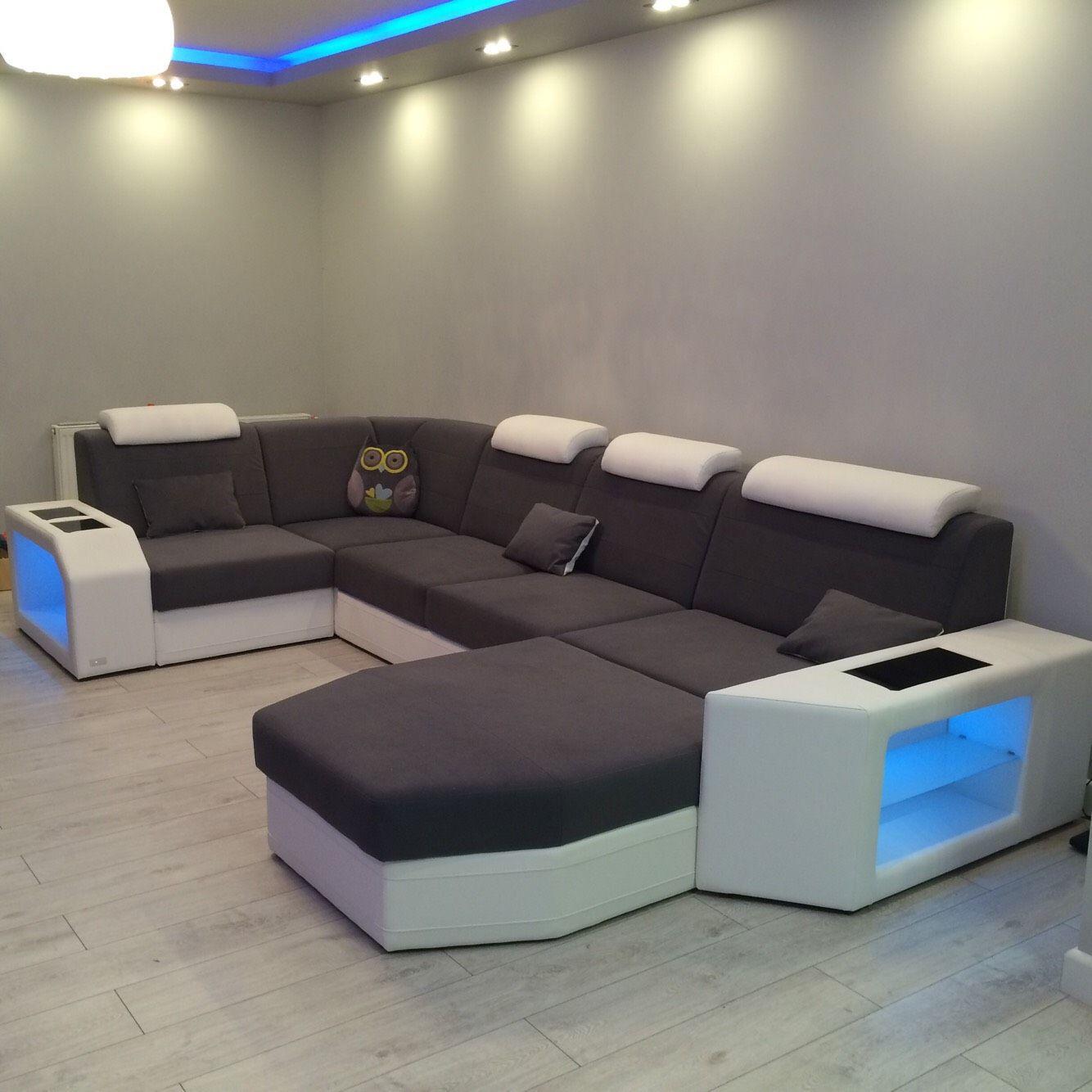 Stoff Wohnlandschaft Presto In 2020 Sofa Set Designs Sofa
