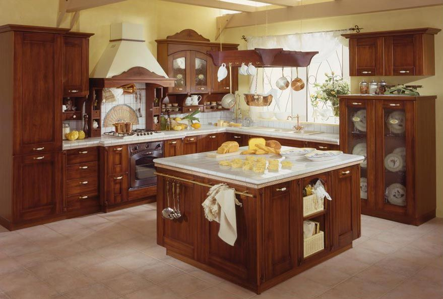 cucine da sogno classiche - Cerca con Google | Case: Stanze, Case ...