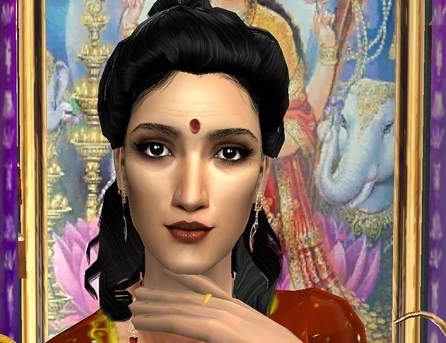 """Pooja"" #sims2 #modelingagency #downloads #ilikefishfood #model #TS2 #sugahsplace"