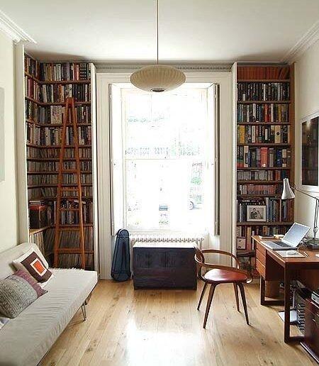 bücherregal wohnzimmer-wohnzimmer deko-bücherregal diy bücherwand ...
