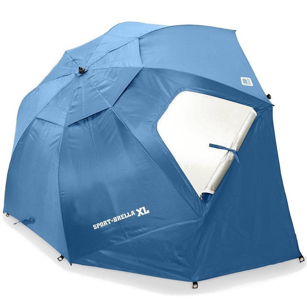 sport brella umbrella outdoor summer beach sun canopy portable shade tent new