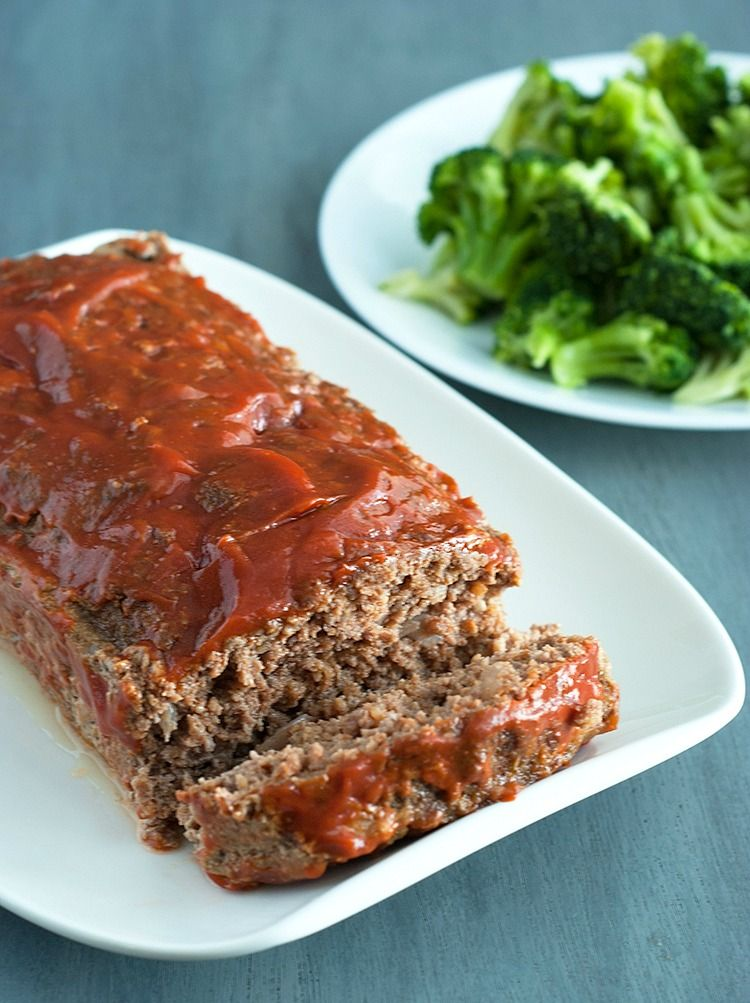 Low Carb Meatloaf Recipe With Images Low Carb Meatloaf