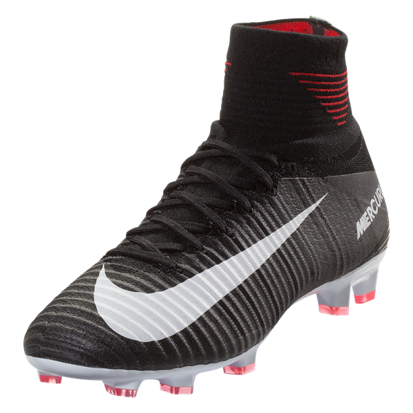 san francisco 6a138 e092a Buy Nike Mercurial Superfly V FG Junior Kids Soccer Cleat - Black White Dark