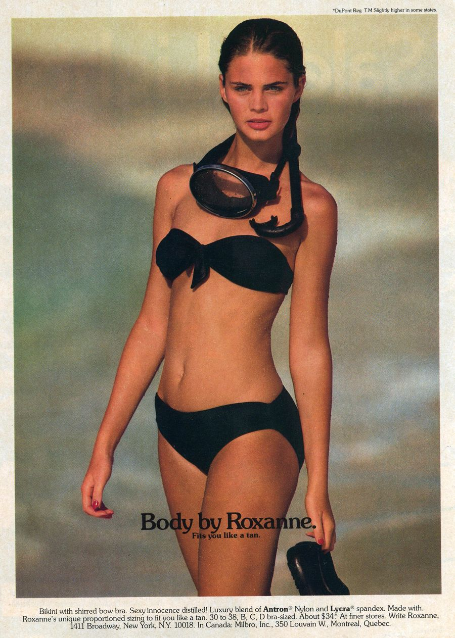 e4ce0b540f720 Roxanne Swimwear | vintage swim | Moda