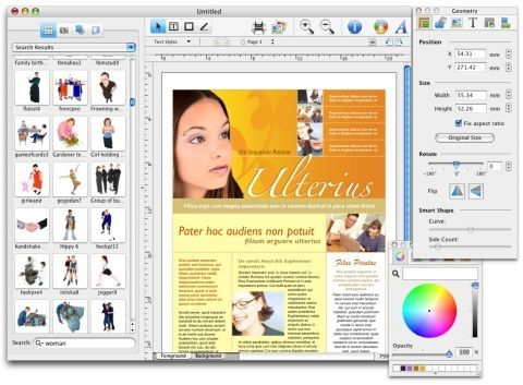 Swift Publisher Crack for Mac Free Download - New Excellent