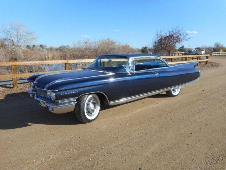 1960 Cadillac Eldorado Seville Cadillac Pinterest Cadillac