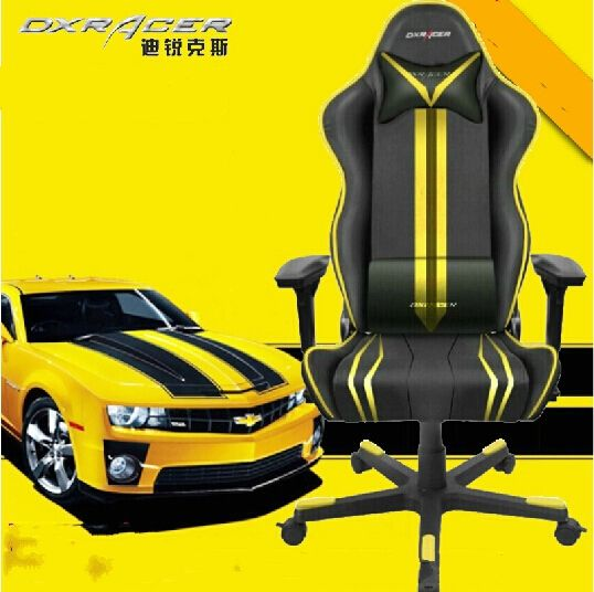 $459.00 (Buy here: http://appdeal.ru/d4vq ) DXRacer RS9 WCG Gaming chair office chairs computer chairs luxury lifting chair PU Ergonomic design for just $459.00