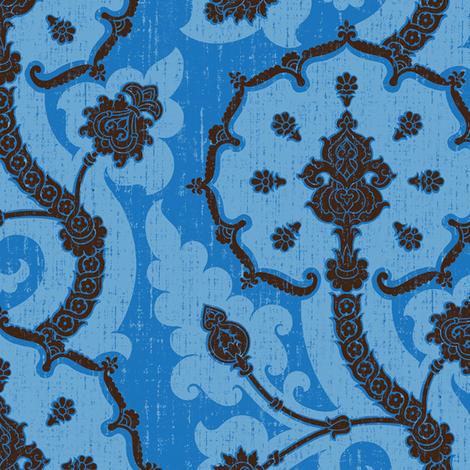 Serpentine 911q fabric by muhlenkott on Spoonflower - custom