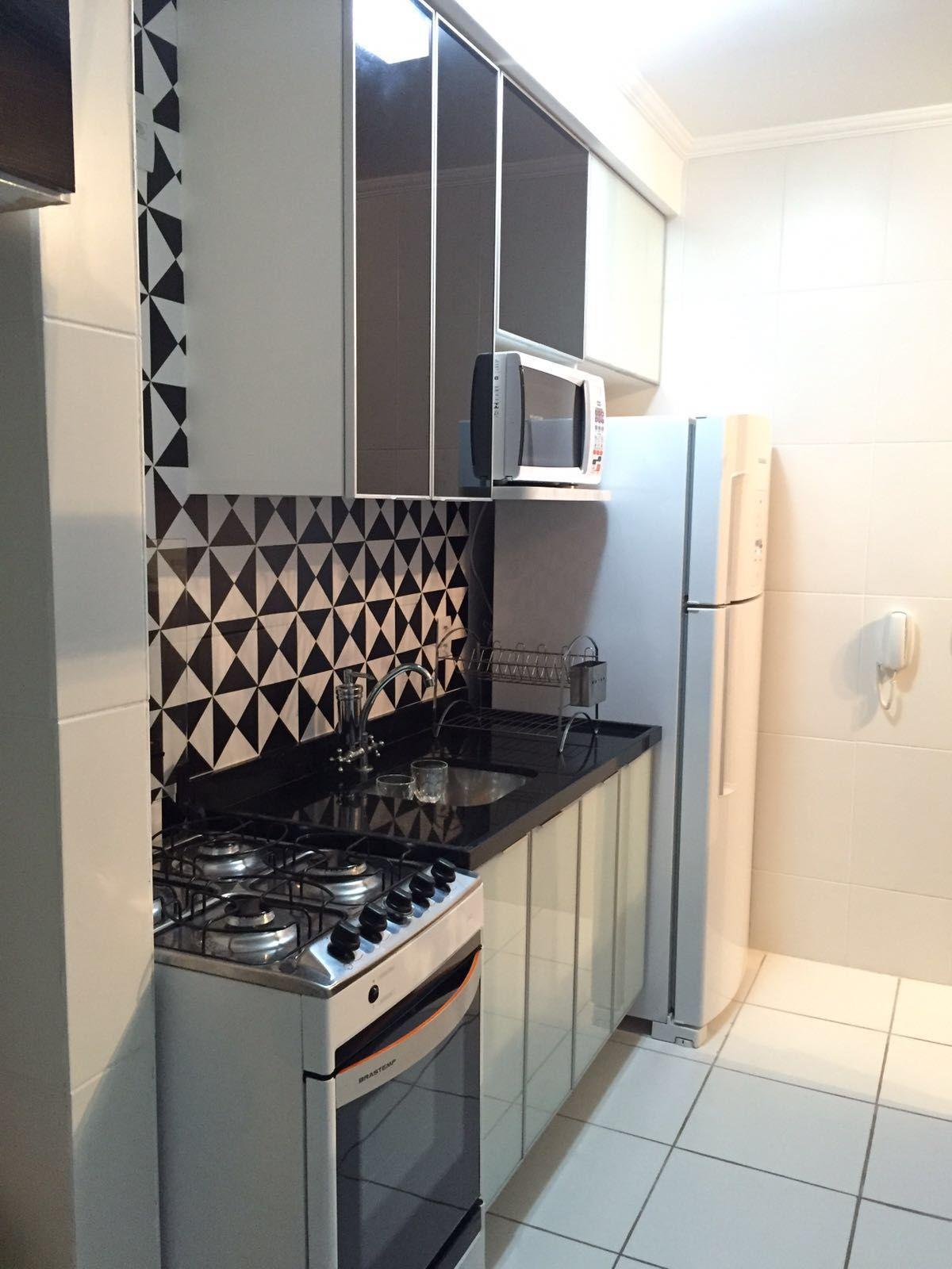 Cozinha Planejada Pequena Apartamento Cozinha Com Vidro Cozinha