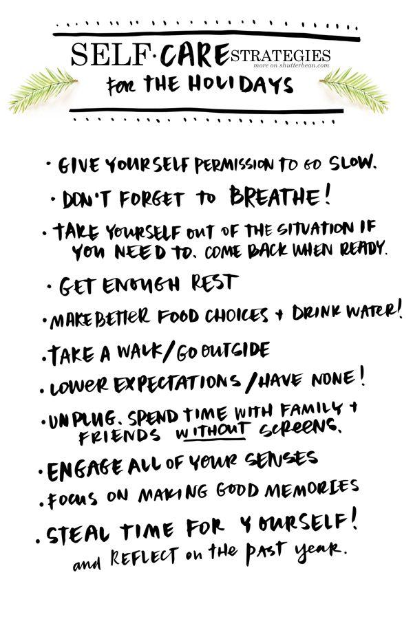 Holiday season mental health quotes