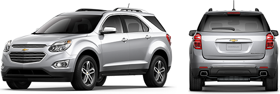 Build Your Own Fuel Efficient Suv All New 2016 Equinox