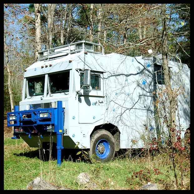 Used Cargo Vans For Sale Near Me >> RV for the prepper! bug out!!! | In case of zombies ...
