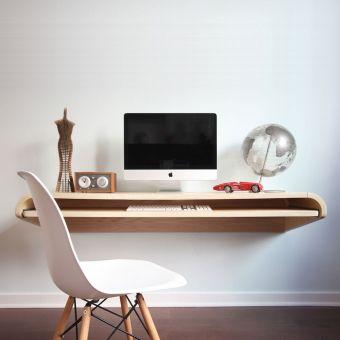 Minimal Wall Desk - Wand-Schreibtisch von Dario Antonioni für Orange22Modern | Charles & Marie Designshop