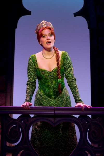 princess fiona shrek the musical played by our friend liz shivener