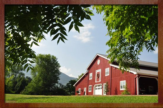 Wedding Venue - The Barn at Immanuel's Farm - Sevierville ...