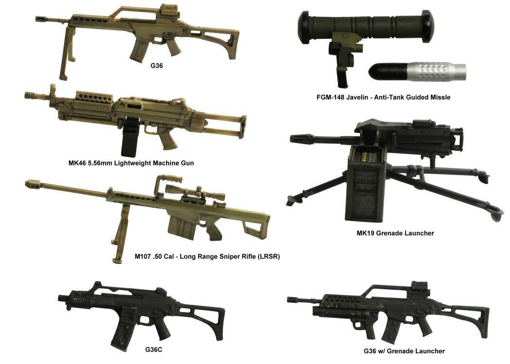 modern gun weapons Gallery