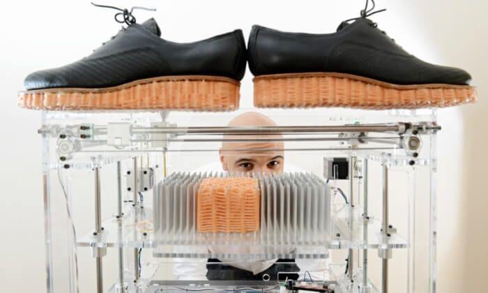 Recentemente a LMTDA CO. descobriu uma nova tecnologia que, em breve, estará disponível para a indústria têxtil: a tecelagem 3D.