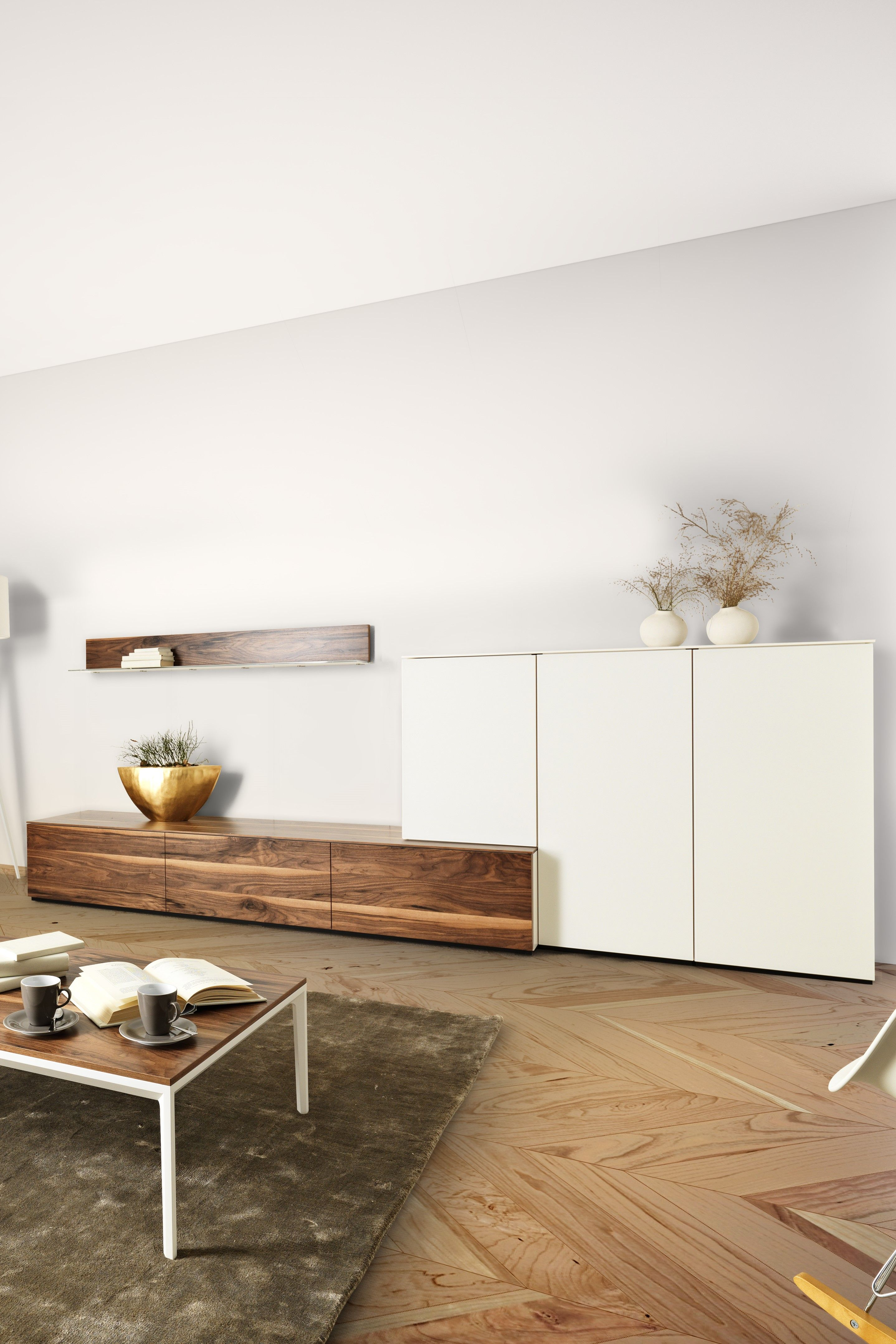 Timber Wohnkombination Mobel Schweiz Wohnen Furniture